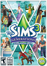 Sims 3: Generations (Windows/Mac, Region-Free) Origin Download