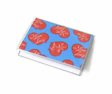 I Love Lucy Card Case Mini Wallet