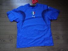 Italy 100% Original Soccer Football Jersey Shirt XL 2006 Home Still BNWT