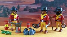PLAYMOBIL LOT 316 BOY SCOUT SCOUTISME JAMBOREE AVENTURE NATURE CAMP BADEN POWELL