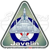 Gloster JAVELIN RAF Interceptor, British Royal AirForce UK Vinyl Sticker, Decal