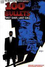 100 Bullets First Shot, Last call Trade Paper Back TPB NM