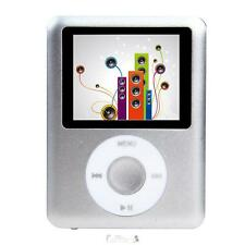 "Silm 8GB 1.8"" LCD MP4 Media MP3 Video Player Game Movie 3.5mm Audio FM Radio"