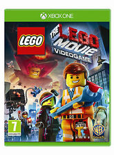 The LEGO Movie: Videogame (Xbox One) New Sealed PAL
