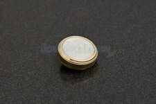 Genuine Yamaha Tuba / Sousaphone Valve Button (1) for YBB/CB/EB/FB/SH, Lacquer