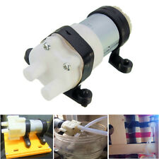 Model R385 12V 3 Meter Water Air Diaphragm Pump Micro Small Tank Aquarium Fish
