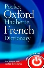 Pocket Oxford-Hachette French Dictionary (2010, Paperback)