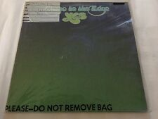 Yes - Close to the Edge- LP,  1972 ATLANTIC Recording, (SD 7244) Stereo