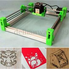 500mW Desktop Mini Laser Cutting Engraving Machine Marking Printer Engraver DIY