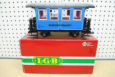 LGB 34075 Schilcherschaukel Bottle Train Passenger Car *G-Scale*