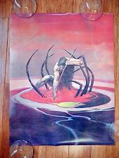 "1979 FRANK FRAZETTA Spiderman FAIRFAX PRINTS 17 ¾"" x 22 ¾"" Poster"
