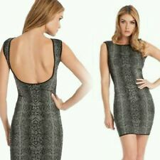 NWT $198 GUESS by Marciano Elena sweater bandage Dress SIZE S