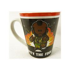I Pity The Fool Weenicon 10oz coffee mug - gift boxed