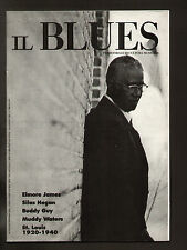 IL BLUES 43/1993 SILAS HOGAN ANN PEEBLES ELMORE JAMES MUDDY WATERS BUDDY GUY