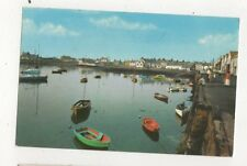 The Harbour Isle Of Whithorn 1973 Postcard 722a
