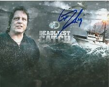 SIG HANSEN Signed DEADLIEST CATCH NORTHWESTERN Photo w/ Hologram COA