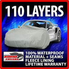 HONDA CIVIC Sedan 2012-2015 CAR COVER - 100% Waterproof 100% Breathable