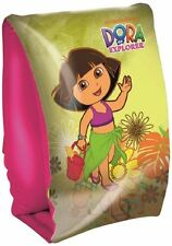DORA THE EXPLORER GIRLS SWIMMING POOL INFLATABLE ARM BANDS SLEEVES