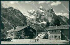 Trento Canazei Passo Fedaia Cai Foto cartolina VK1289