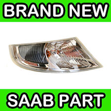 Saab 9-5 (02-05) Front Indicator Lamp / Light / Lens (Right)