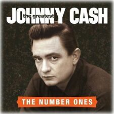 Johnny Cash  - The Greatest: the Number Ones SONY RECORDS CD