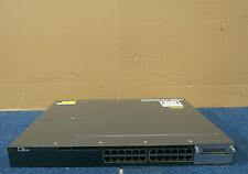 Cisco ws-c3560x-24p-l Catalyst 24 porte Managed POE SWITCH ETHERNET GIGABIT