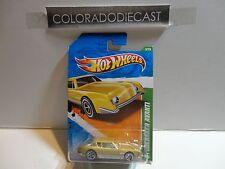 2011 Hot Wheels Treasure Hunt #55 Gold Studebaker Avanti