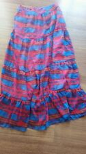 JUST JEANS LONG MAXI SKIRT  SIZE 10