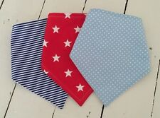 Bandana Dribble Bib Bundle x 3 SALE - Bilibib