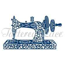 Tattered Lace Cutting Die - Sewing Machine - ETL402 - New Out
