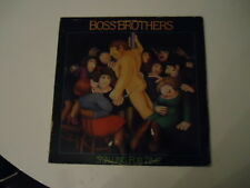 Boss Brothers ‎– Stalling For Time  - Mercury LP Vinyl  1980