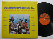 LP Commancheros Steel Orchestra - Shaft - WIRL Records - Calypso - My Way