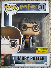 "HARRY POTTER with Hedwig #31 FUNKO POP (HOT TOPIC Exclusive!) ""VHTF"" now!"