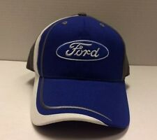 Ford Swirl Adjustable Hat from Checkered Flag Sports Free Shipping