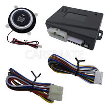Smart Car Engine Start And Stop System With Push Button & Remote Control Start