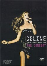 Celine Dion: Taking Chances World Tour - The Concert DVD