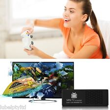 MK808B Plus Android Mini PC Smart TV Dongle Box Quad Core XBMC Wifi Bluetooth