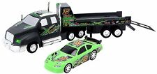 Racing Car Large Big Truck Trailer Dickie Toy Ages 3+ Boys Girls Fun Happy Race