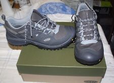 KEENS SANDSTONE 1014579 MENS SIZE 9.5 GRAY NEW IN BOX FREE SHIPPING