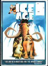 Ice Age Widescreen & Full Screen DVD, NEW Sealed;