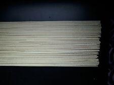 35 Holzleisten Riegelahorn 800 x 5 x 0,6 mm