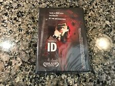 Id New Sealed DVD! Experimental Asian Horror!
