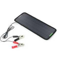 18V 5W Multi-Purpose Portable Solar Panel Battery Charger for Car/RV Car Battery