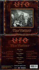 UFO - The Visitor (2009) great Classic Hard Rock, Vinnie Moore, Paul Raymond