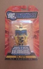 "DC UNIVERSE JUSTICE LEAGUE UNLIMITED DR FATE  4""  ACTION FIGURE"