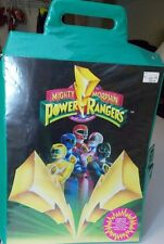 Mighty Morphin Power Rangers Character Carrying Case 1994
