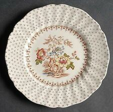 2 Royal Doulton England Grantham Pattern Dinner Dishes Plates Downton Abbey!