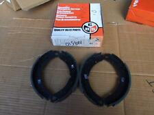 VAUXHALL VIVA HA HB HC FIRENZA 1964on BEDFORD VAN BEAGLE ESTATE REAR BRAKE SHOES