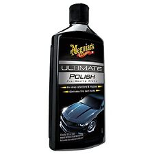 Meguiar's ULTIMATE POLISH Depth Color Dark Colored Cars HIGH QUALITY Brand New