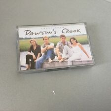 Songs From Dawson's Creek Volume 1MC Cassette Tape Ost Rara